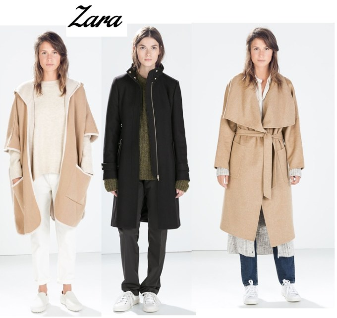 Zara fall coats