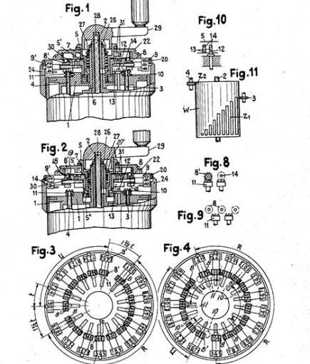 Curta, a mechanical wonder before the era of digital calculators