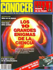 """""""Viejas"""" revistas de divulgación científica"""