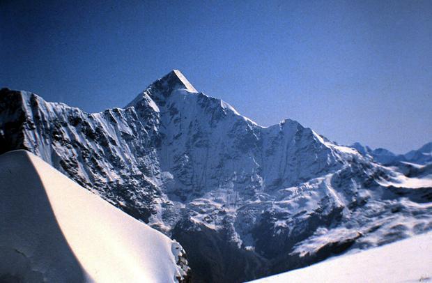 Un dispositivo nuclear perdido en el Himalaya