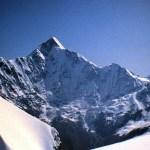 Nanda Kot, montaña nuclear