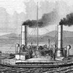Popov y sus navíos circulares