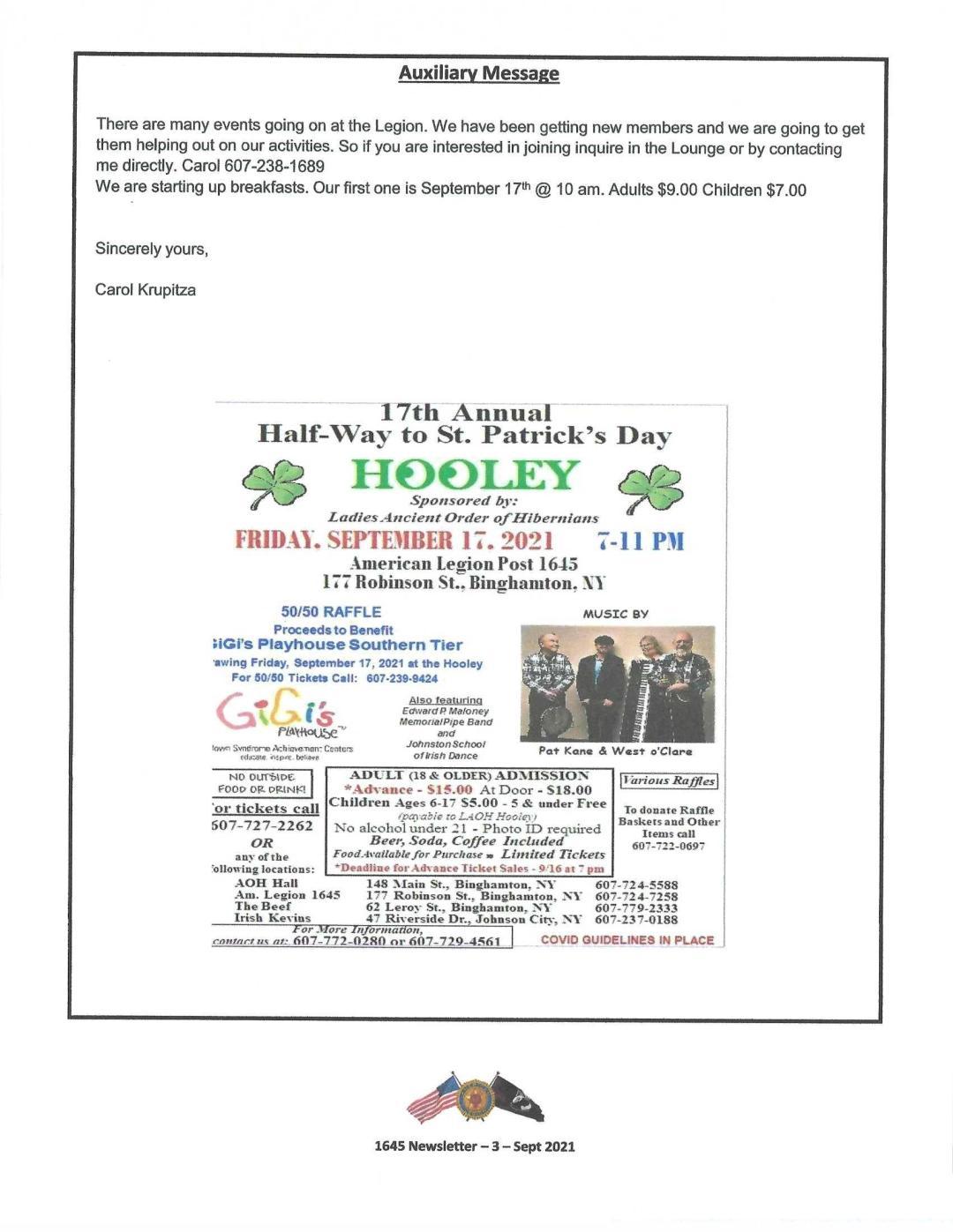 SEP 0003 - Newsletter