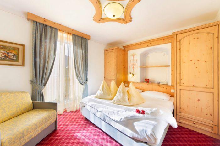 Stanza Larice Hotel a Molveno