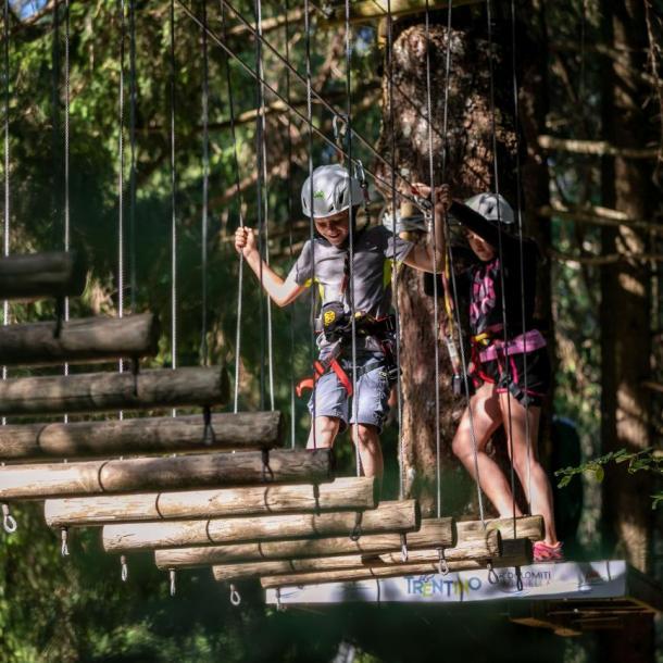 Forest Park Molveno Paganella Pradel