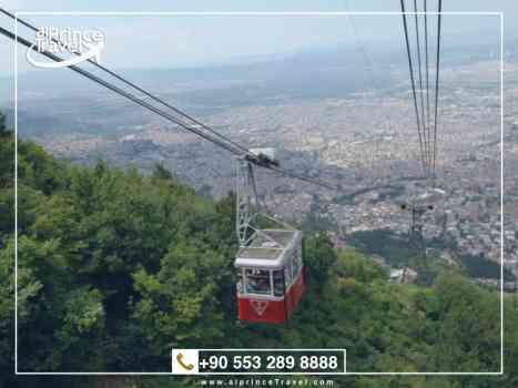 برنامج سياحي لتركيا 7 ايام اسطنبول - بورصا