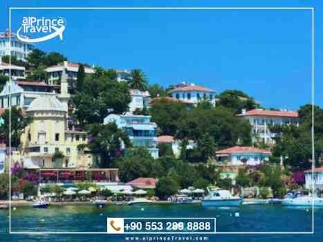 جدول سياحي لتركيا لمدة 9 ايام - جزيرة الاميرات.