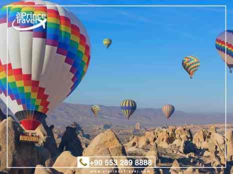 رحلة كابادوكيا تركيا Cappadocia.001