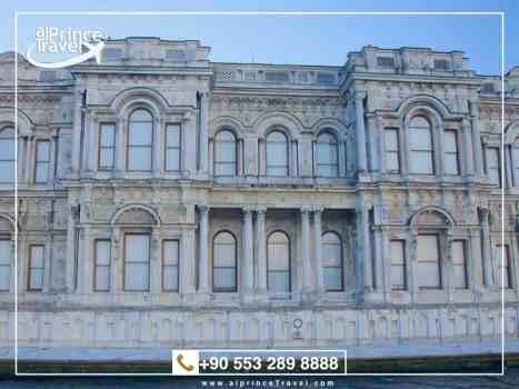 قصر بيلاربيه سراي تركيا beylerbeyi palace.001