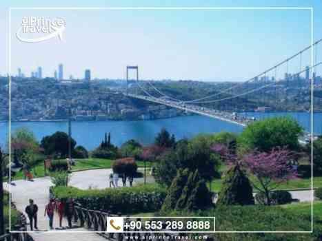 برنامج سياحي لتركيا لمدة 8 ايام - تل العرائس - اورتاكوي