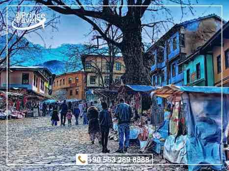 برنامج سياحي لتركيا 15 يوم - مدينة بورصة الخضراء