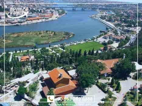 برنامج سياحي 7 ايام اسطنبول - هضبة بيير لوتي