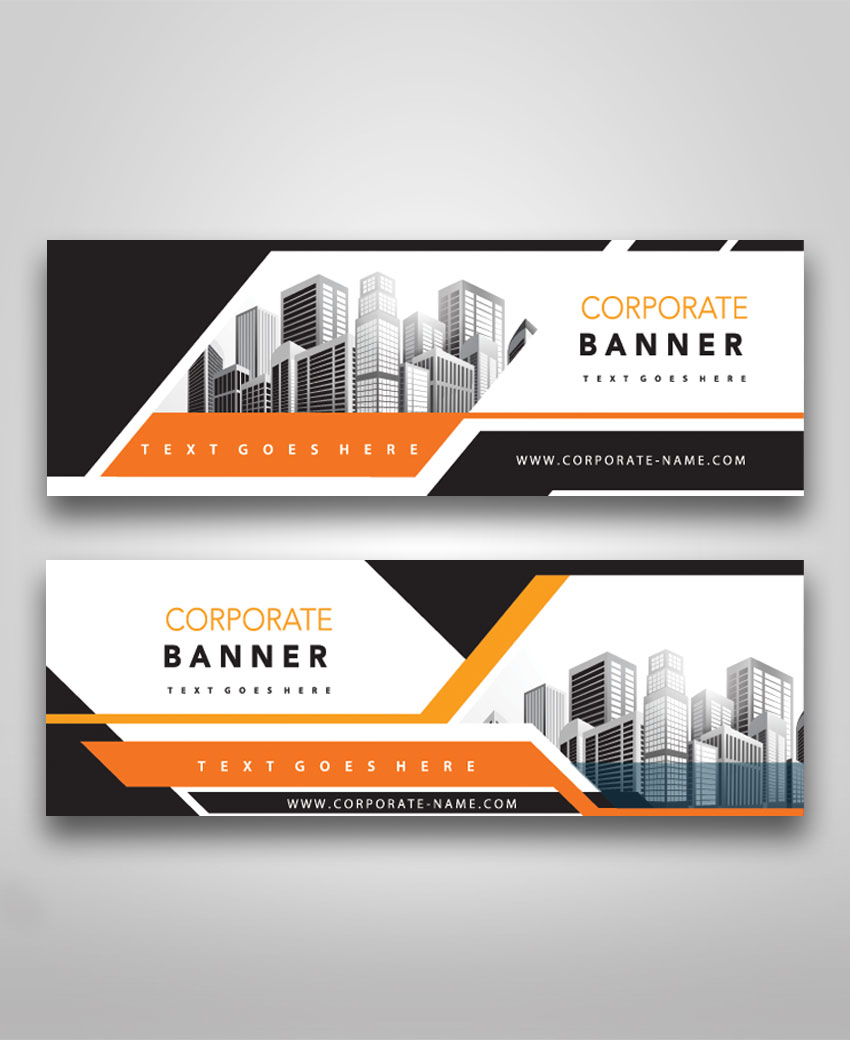 corporate business banner design