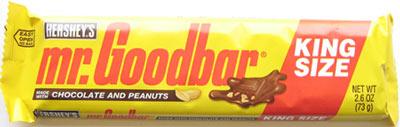 Mr. Goodbar - not so good anymore!!!