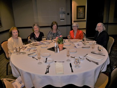 2016 Annual Meeting & Installation 1