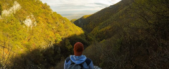 Lybeniq Canyon Decan Kosovo