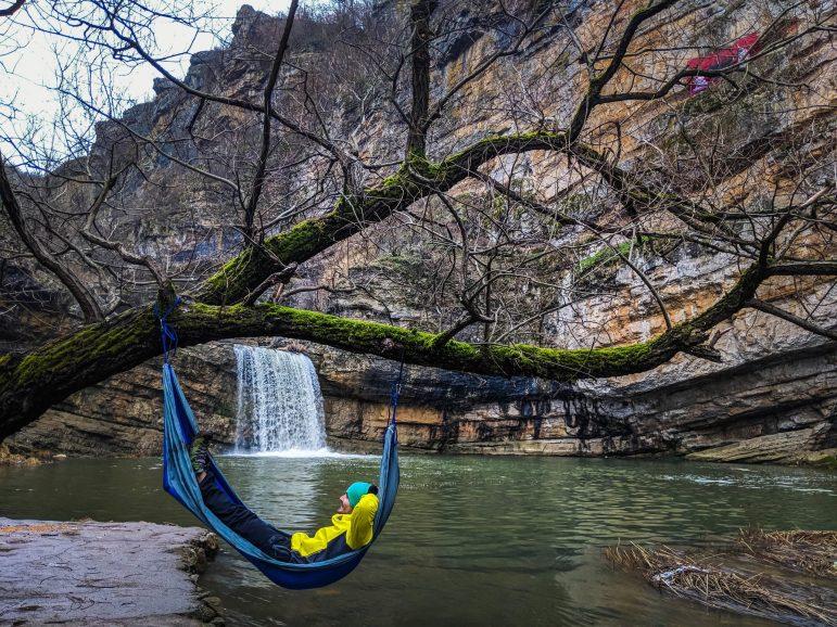 Mirusha waterfall Kosovo