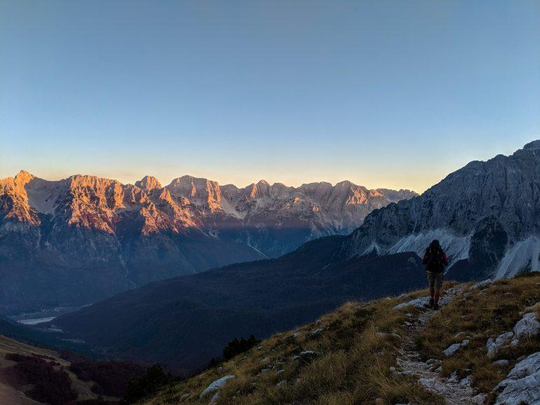 Valbona Vusanje Rosi Pass