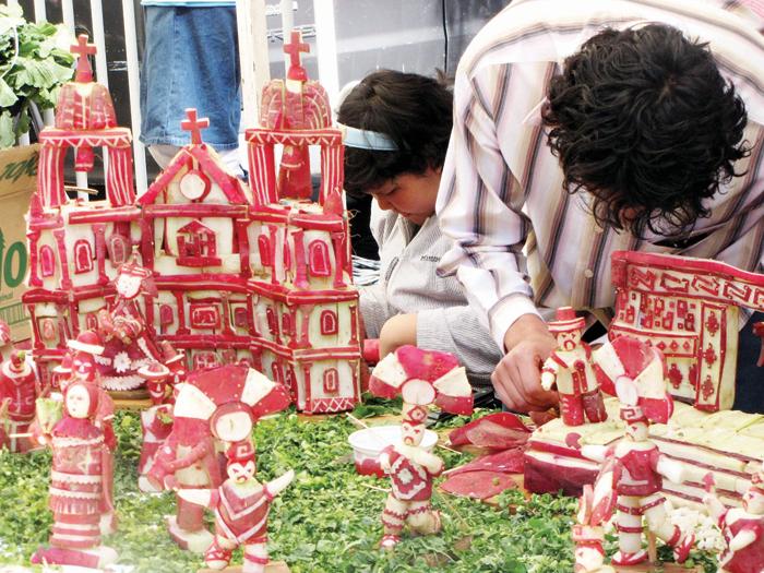 "Image result for مهرجان ""الفجل "" باليابان"