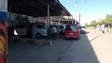 صورة رؤساء المدن في جولات ومتابعة للمواقف ومحطات الوقود بكفر الشيخ