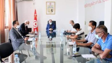 صورة الاتحاد العام التونسي للشغل يدعم مجهودات  وزارة الصحة في انجاح الحملة الوطنية للتلقيح ضد كوفيد 19
