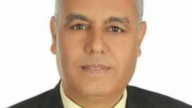 صورة رئيس جامعة جنوب الوادى يهنئ الرئيس السيسى بمناسبة عيد الاضحى المبارك