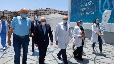 صورة محافظ بورسعيد : غرفة العمليات بالمحافظة لم تتلقي أي شكاوي في اليوم الأول لعيد الأضحى