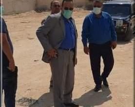 صورة محافظ شمال سيناء يتفقد مراحل تنفيذ محور الفاتح بالعريش