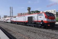 صورة بيان صادر عن هيئة السكك الحديدية