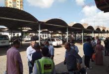 صورة محافظ كفر الشيخ: استمرار الحملات على مواقف السيارات لعدم زيادة تعريفة سيارات الأجرة