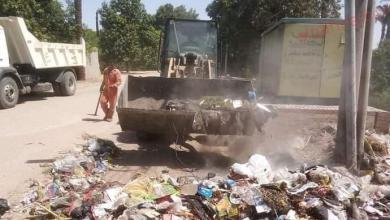 صورة محافظ أسيوط: حملات متنوعة خلال أيام العيد للنظافة ورفع الاشغالات  وإزالة التعديات