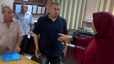صورة رئيس مركز ومدينة سيدي سالم يتفقد إدارة التضامن الاجتماعي والمركز التكنولوجي بسيدي سالم