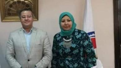صورة نهال يونس تحاور الدكتور عمرو الدخاخني المدير التنفيذي   لمستشفيات جامعة بنها  وكشف حساب 6 شهور في حوار خاص للقاهرية