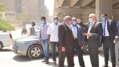 صورة محافظ الجيزة يجري جوله مفاجئه بشوارع الجيزة لتفقد الحالة العامة