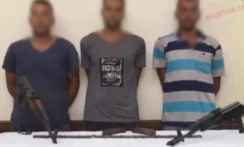 صورة النائب العام يأمر بحبس المتهمين الثلاثة علي ذمة قضية خطف طفل المحلة والتحفظ على السيارة المستخدمة.