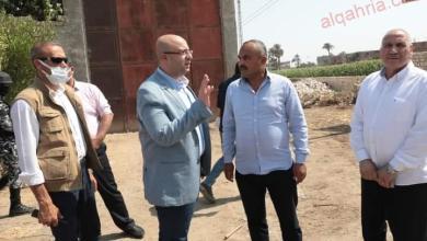 صورة غنيم  يوجه بخصم 3 أيام من راتب مسئول الإشغالات ببني سويف