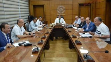 صورة محافظ الدقهلية يؤكد على التواصل والتعاون المستمر مع السادة النواب من أجل تحقيق إحتياجات ومطالب المواطنين