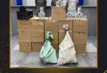 صورة سرقة 20 كرتونة من لبن الأطفال المدعم من داخل مركز طبي بالقليوبية
