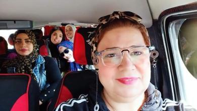 صورة عضوات اندية الفتاه بالشرقية يتوجهون لبورسعيد