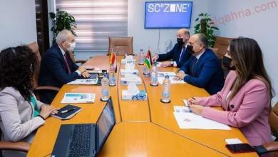 """صورة يحيى زكي : نتطلع للتعاون مع """"الأردن"""" لجذب المزيد من الاستثمارات العربية"""