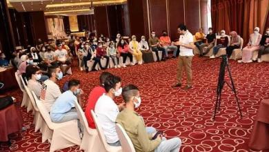 """صورة الشباب والرياضة """": تنظم جلسة نقاشية حول موضوعات مسابقة «حلول مجتمعية ذكية»."""