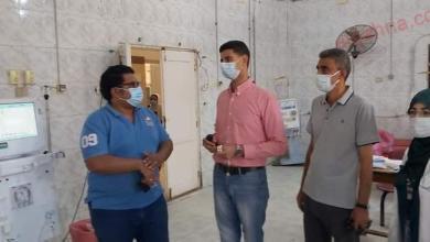 صورة الدكتور سمير حماد نائب المحافظ يتفقد مستشفى شبين القناطر المركزي ويقود حملة مكبرة لرفع الاشغالات