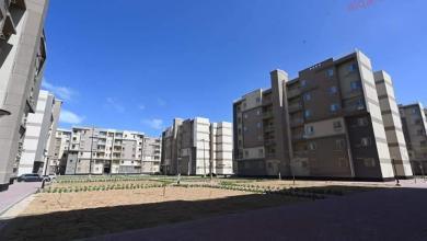 صورة وزير الإسكان يتفقد المشروعات السكنية ويلتقى شركات المقاولات العاملة بمدينة المنصورة الجديدة
