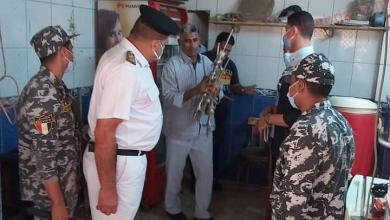 صورة الدكتور سمير حماد نائب المحافظ يقود حملة مكبرة لرفع الاشغالات بحي غرب شبرا الخيمة