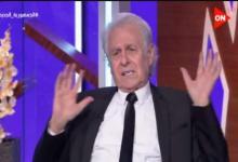 صورة صرح المايسترو سليم سحاب في كلمه أخيره نيڤين قباچ وزيرة الإنسانية