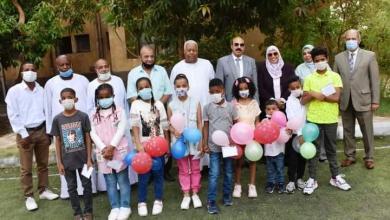 صورة محافظة أسوان تنفي القيام بأي أستثمارات لدور الرعاية الإجتماعية البنين والبنات.