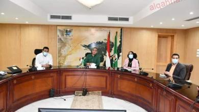 صورة محافظ الفيوم يترأس اللجنة المركزية لمتابعة موقف «كورونا» بالمحافظة