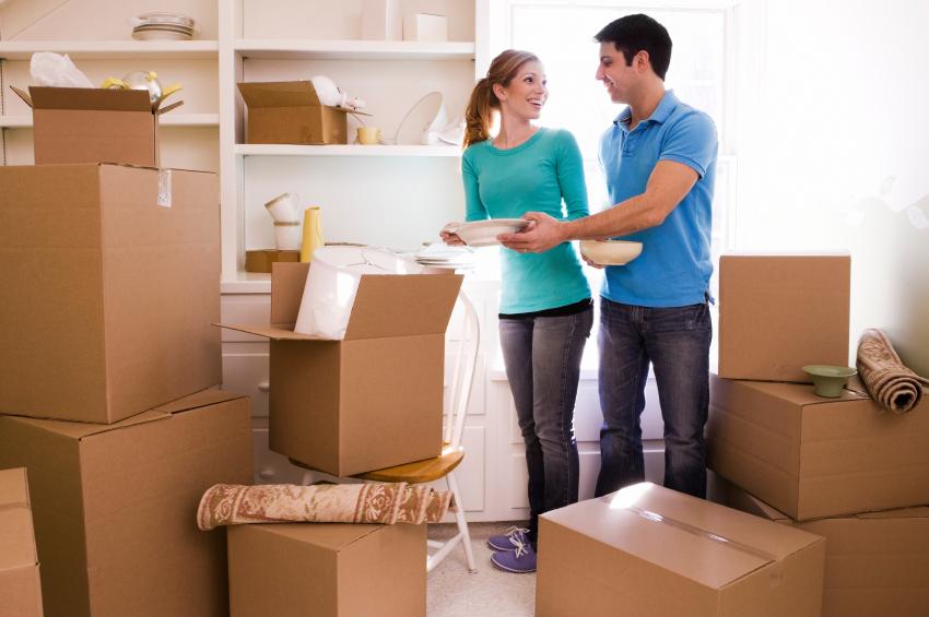 Consejos para ahorrar al mudarte por primera vez