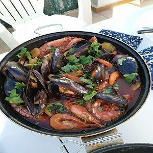 Typical spanish food recipes (in spanish)