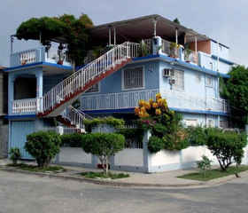 Bed and breakfast particular houses Cuba villages inns